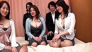 Avid japan model Sarah soldiers submissive in need of treatment