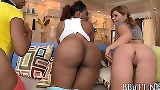 Cheating Girlfriend Seduced Into A Threesome