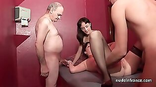 Couple knows how to fuck: p - French