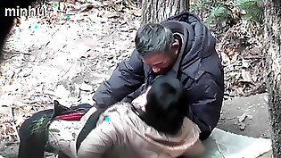 Chinese Video - Daddy giddying the sons-attendance