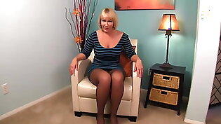 Real stepmom lays son up