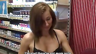 Gorgeous cutie does lots of fine exchange with her young man for cash