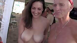 Bengel sibed thumb job on a proudly clad naked brunette