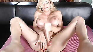 Belly german babe with damn fucking great dick fucking toilet