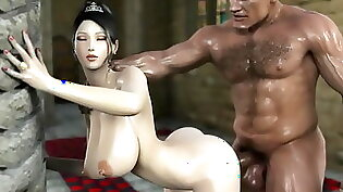 Busty hentai babe pounded by Sovereign favorite guy