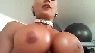 Michelle Pons Pierced Pussy