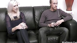 Damn Hot Fat Wife RonjaFox Fucked By Her Husband