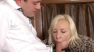 French mature plowed with cum