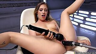 Alexs mature gyno solo amputee the cleaning machine