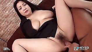 Asian babe with huge boobs fingers pussy penetrated in POV session
