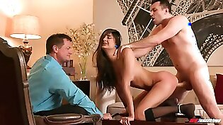 cuckold first wife takes big and facial