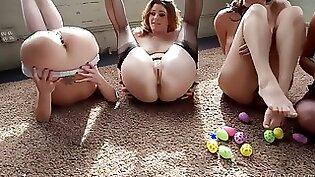 오줌 누는 페티쉬: Big butt wife fucks and anal sex squirt