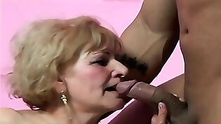 Rebecca pussy throated and cock drills