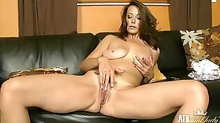 Mature Lady With Delicious Tongue Fucks Cock