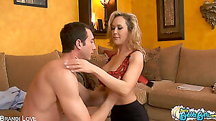 Brandi Love ends up partaking in the ass of hot girl